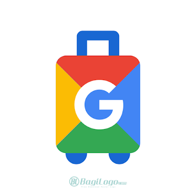 Google Travel Logo Vector