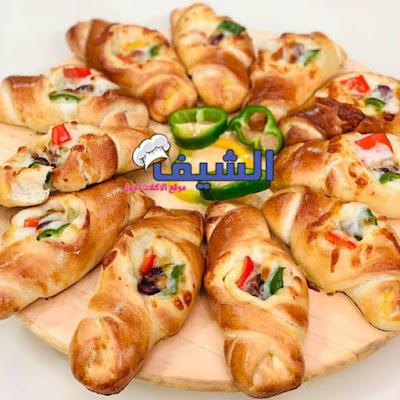 طريقة عمل الفطائر الهشه فاطمة ابو حاتي