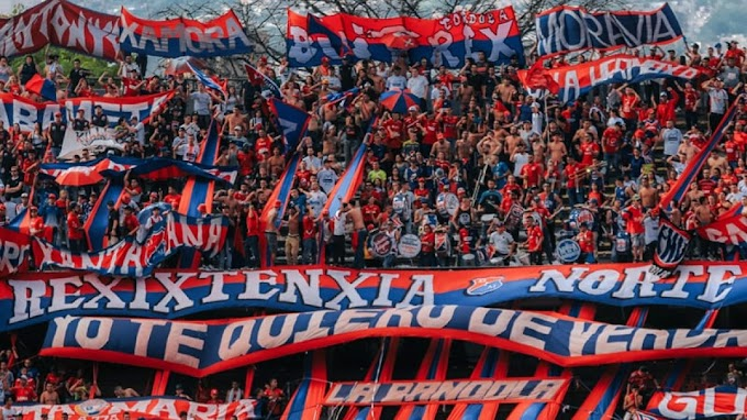 ¡Mucho ojo! Así será la logística para el retorno de los hinchas del Independiente Medellín al Atanasio Girardot