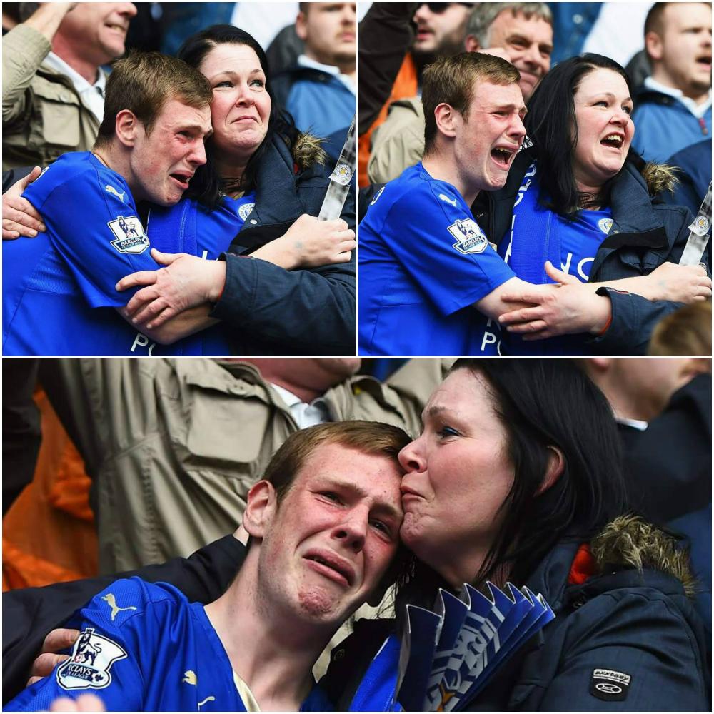 Leicester - Hãy giữ giấc mơ sống mãi!?