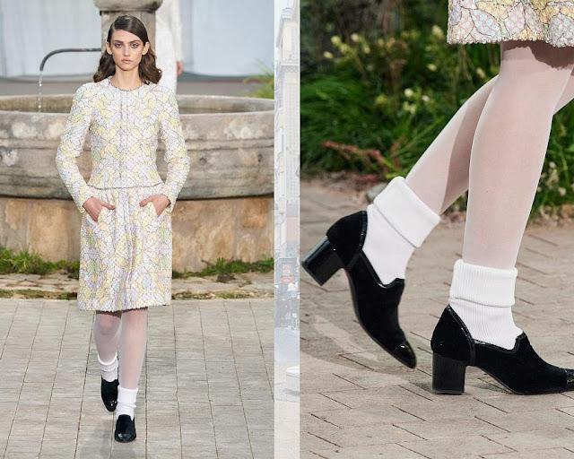Chanel Couture весна лето 2020 6