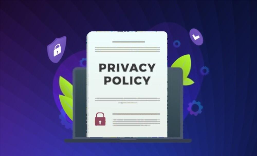 गोपनीयता नीति