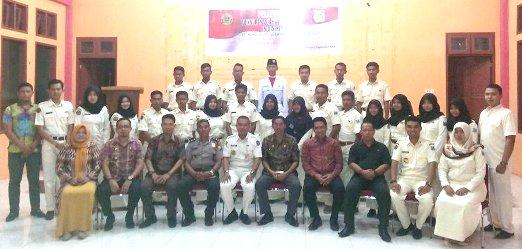 Pengurus ,Purna ,Paskibraka, Kab.Kep.Selayar ,2016 - 2020, Dilantik