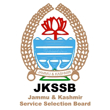 Government of Jammu and Kashmir J&K Services Selection Board New Jobs Check out now!