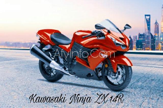 Gambar Kawasaki Ninja ZX 14R