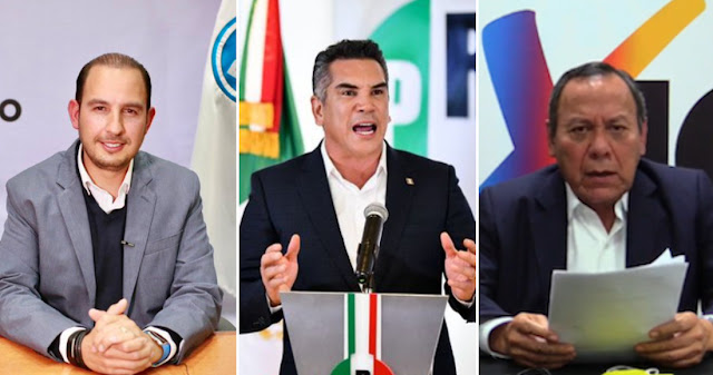 """VA POR MÉXICO se revela y le dice NO a las Reformas de AMLO """"Nosotros no somos corruptos"""""""