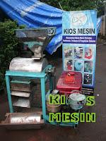 Mesin penepung rumput laut atau mesin penggiling rumput laut