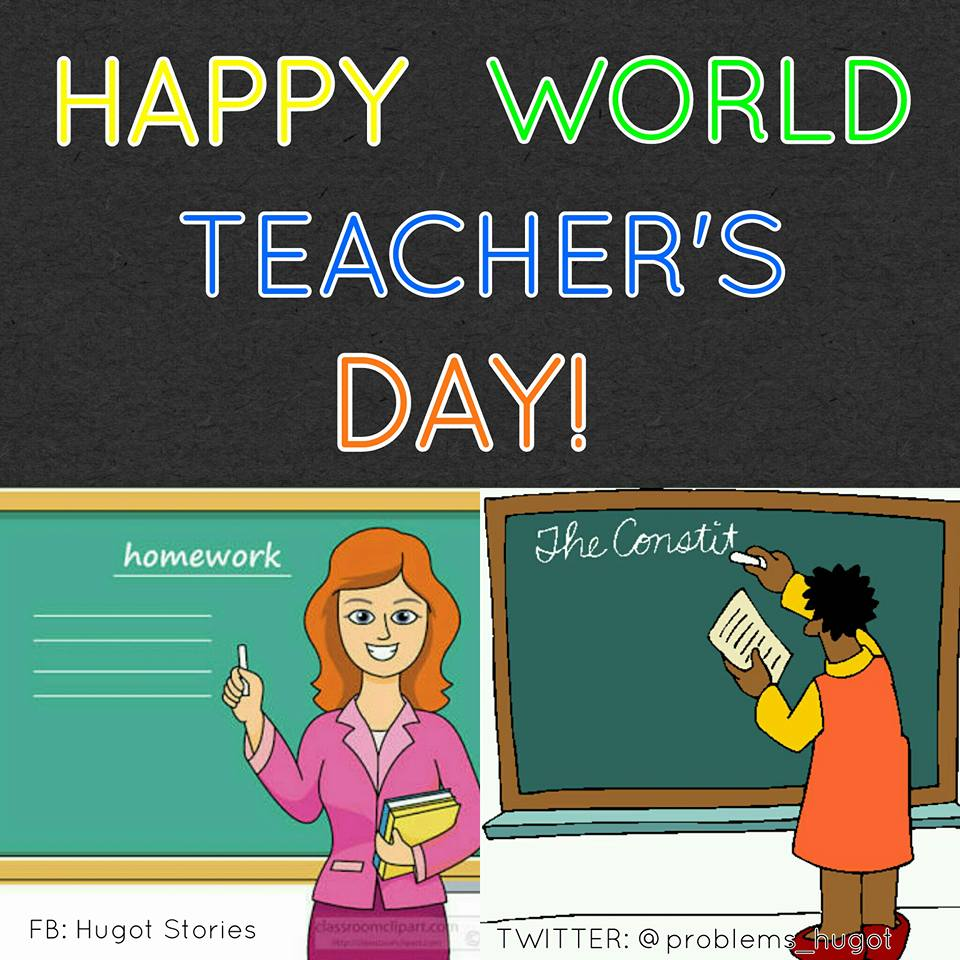 World Teachers' Day Wishes Lovely Pics