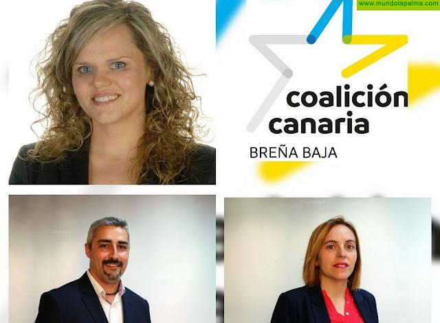 CC en Breña Baja rechaza la subida de sueldo del grupo de Gobierno del PP en plena crisis sanitaria
