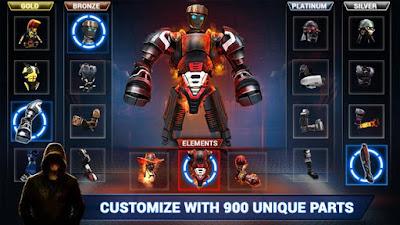 Real Steel Champions v.1.0.169 Apk Terbaru Free Download screenshot 3