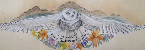 My Owl Barn: Katie Green