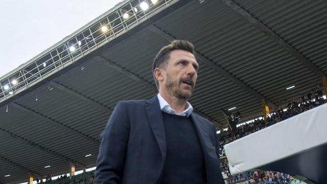 Cagliari appoint Eusebio Di Francesco as boss