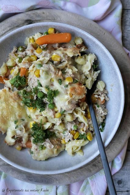 Thunfisch-Nudel-Auflauf | Rezept | Essen | Kochen | Weight Watchers
