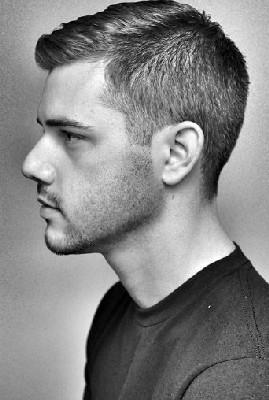 model rambut pria cepak macho