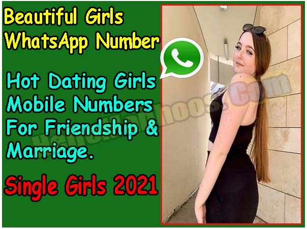 Beautiful Cute Girls Mobile and Whatsapp Numbers For Friendship