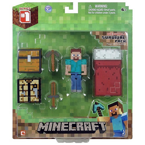how to start a minecraft survival series