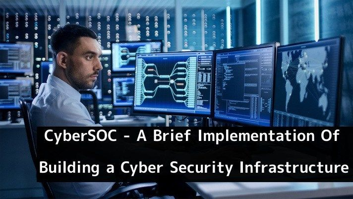 Modern CyberSOC - A Brief Implementation Of Building a Collaborative Cyber Security Infrastructure