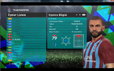 PES 2016 Ottoman Empire Patch 2016 Season 2017/2018