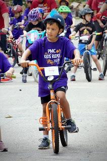 PMC Kids Ride goes Virtual - Sep 19-20