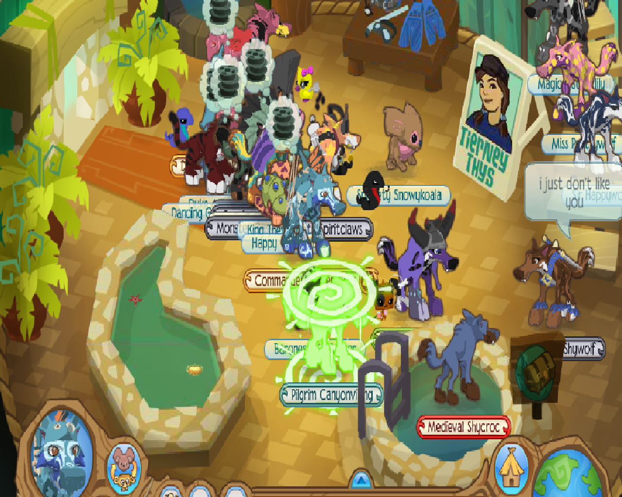 Desk And Chair Animal Jam Adirondack Covers Home Depot Fire The Update Is Here