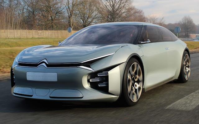 Citroën confirma nova geração do C5 para 2021