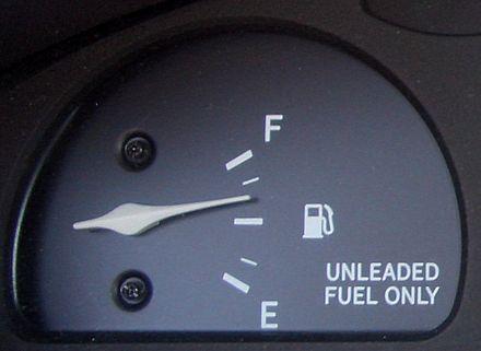 tolok bahan bakar jpj