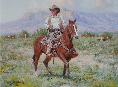 pinturas-vaqueros-corceles