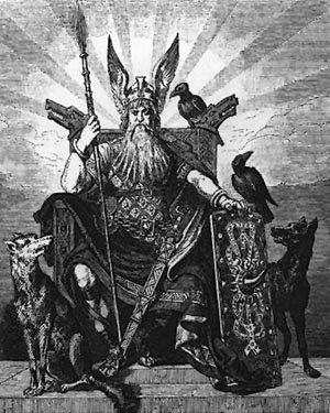 American Gods Wotan