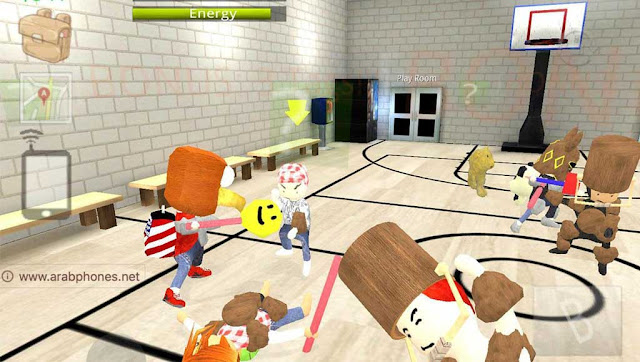 تحميل لعبة مدرسة الفوضى مهكرة - School of Chaos