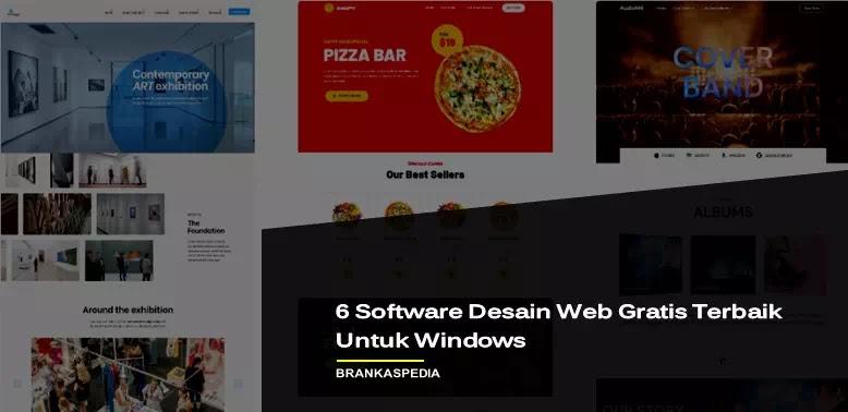 Software Desain Web Responsive Gratis