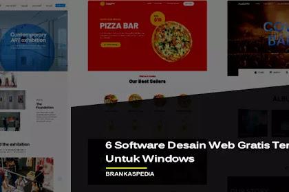 6 Software Desain Web Responsive Gratis Terbaik Untuk Windows