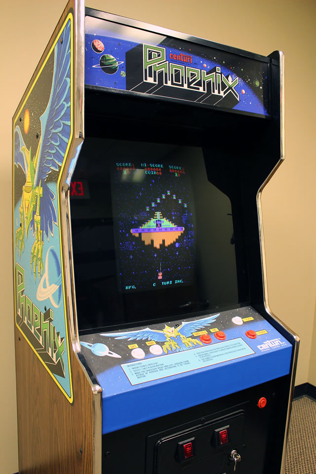 1980. Phonix Arcade
