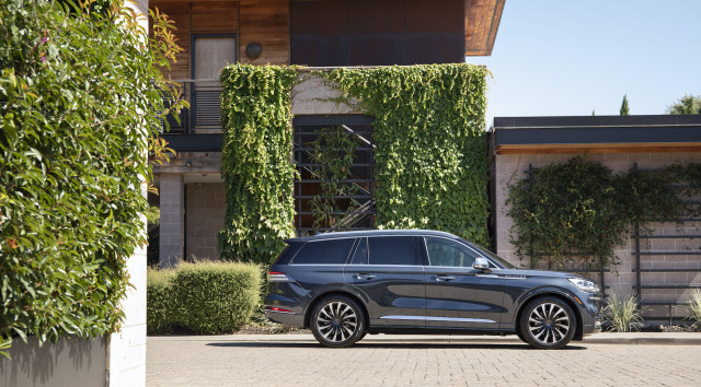 2021 Lincoln Aviator Review