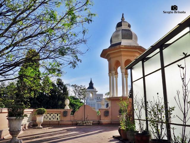 Palacete Rosa - Terraço