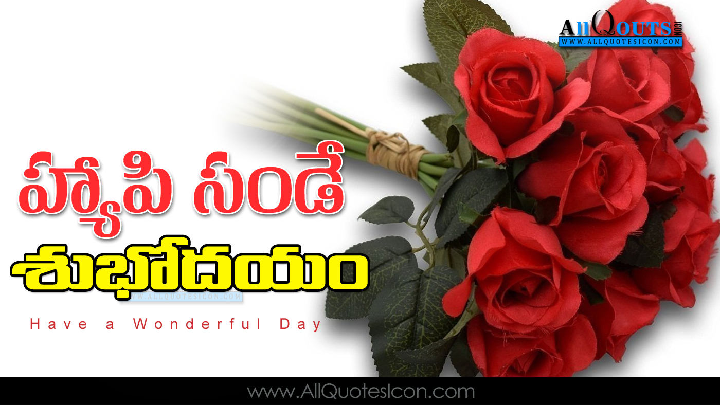 Happy sunday images best telugu good morning greetings pictures hd happy sunday images best telugu good morning greetings pictures hd wallpapers latest new good morning wishes telugu quotes for whatsapp online messages m4hsunfo