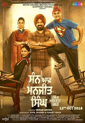 Son of Manjeet Singh (2018) Punjabi 720p WEBRip ESubs Download