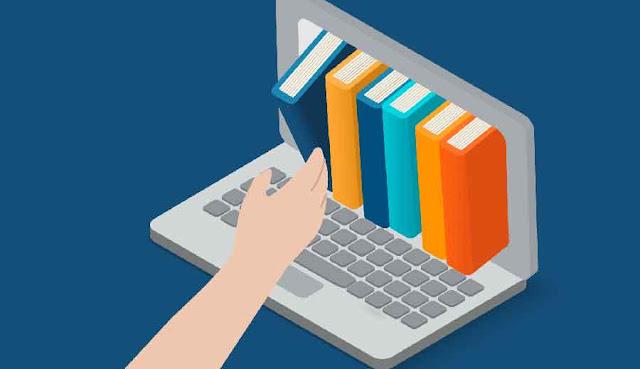 स्टूडेंट्स अब ऑनलाइन स्टडी मैटीरियल से सकते हैं पढ़ाई