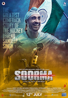 Soorma 【MOVIE】 6th Day Box Office Collection