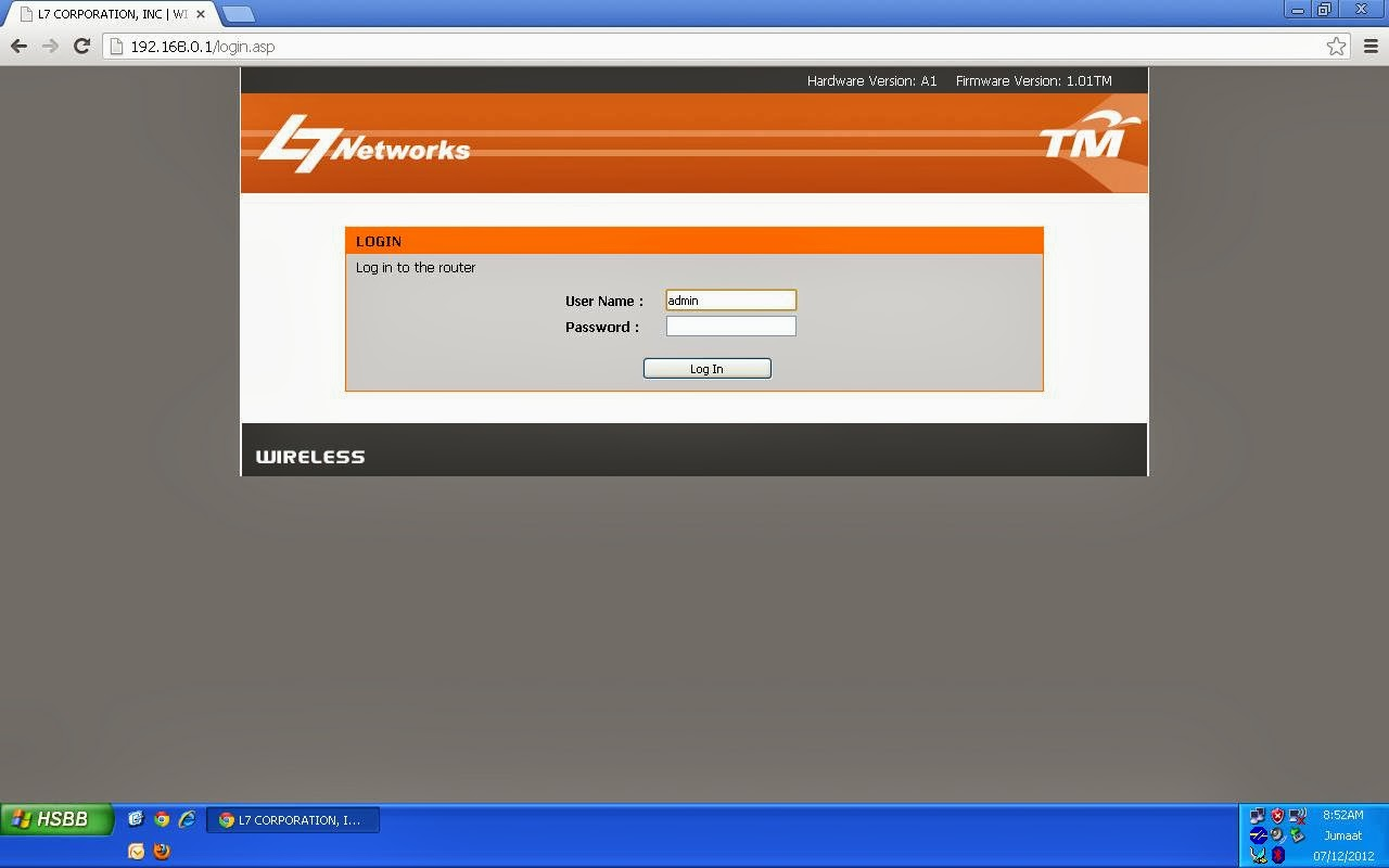 How To Log In To UniFi L7 Router - UniFi Specialist by TM