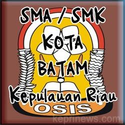 Daftar Nama SMA/SMK Kota Batam