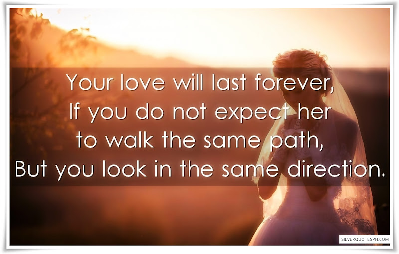Your Love Will Last Forever
