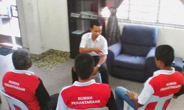 Sesi Motivasi Kerjaya di Rumah Perantaraan WPKL, Jabatan Penjara Malaysia