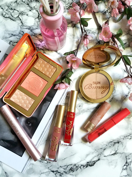 Madame Keke - The Luxury Beauty and Lifestyle Blog : Too Faced Cosmetics - Makeup Favoriten