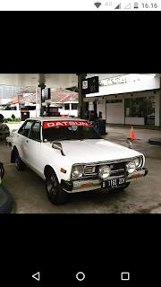Datsun 120Y (B310) '79