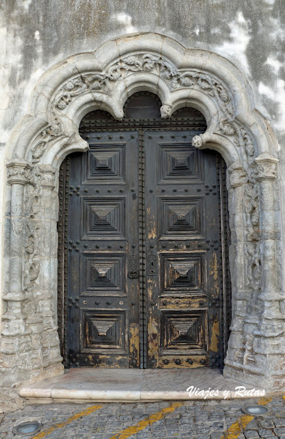 Qué ver en Elvas: Iglesia de la Asunción