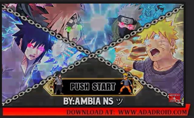 Naruto Senki the Last Mod Shinobi War Apk