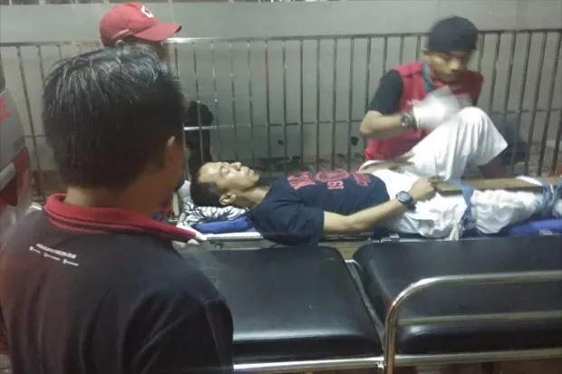 Yuki 'Pas Band' Alami Kecelakaan di Cianjur Saat Perjalanan Dakwah