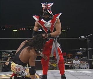 WCW Spring Stampede 1999 - Blitzkrieg vs. Juventud Guerrera