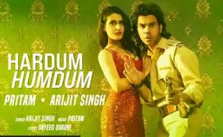 Hardum Humdum Lyrics - Ludo | Arijit Singh