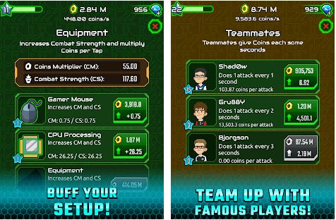 download league of gamers mod apk 3